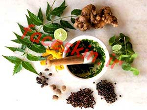 اندازه گیری داروهای گیاهی
