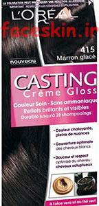 خرید رنگ موی درخشان کستینگ لورال پاریس