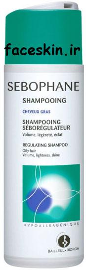 خرید شامپو شفاف کننده موی سر سبوفن بایول فرانسه