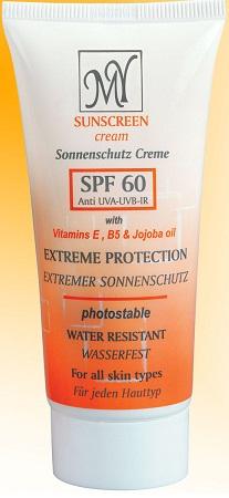 کرم ضد آفتاب اس پی اف 60